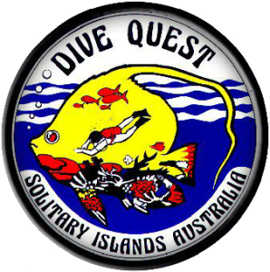 Divequest Scuba Diving Coffs Harbour Logo